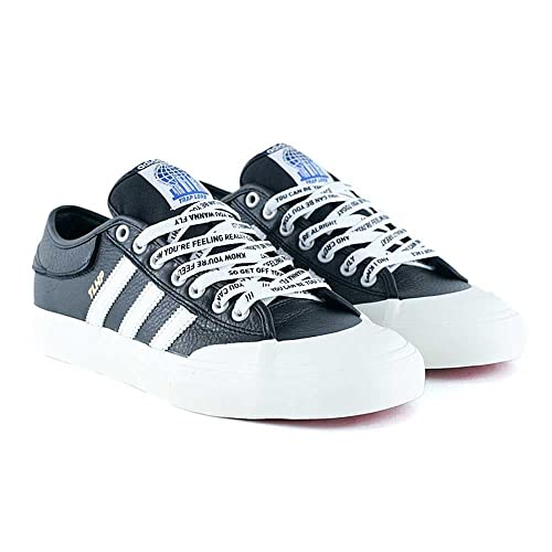 Adidas Skateboarding Matchcourt x Traplord ASAP Ferg Black White Uk8
