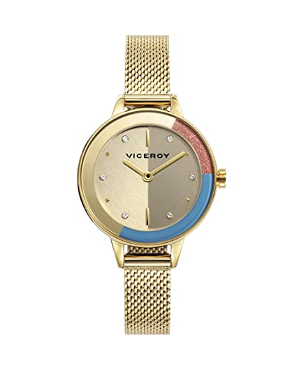 Reloj VICEROY Mujer Acero Chapado