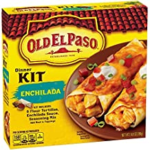 Old El Paso  Enchilada  Dinner Kit, 14-Ounce Package (Pack of 6)