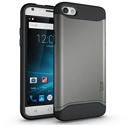 Amazon.com: TUDIA Slim-Fit MERGE de doble capa – Carcasa ...