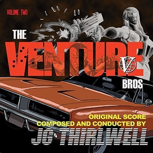 Music of The Venture Bros Volume Two (Tv Message Board)