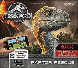 Buy Jurassic World Fallen Kingdom: Raptor Rescue (Digital