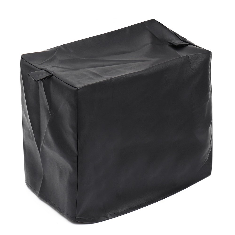 ZHENWOCAI 340x562x475mm Synthetic Leather Generator Cover for Generator Water-proof New