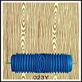Wood grain liquid wallpaper flower mould liquid wallpaper print roller wall paint print tools decorative pattern 023y