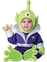 Fun World InCharacter Costumes Baby's Mini Martian Costume
