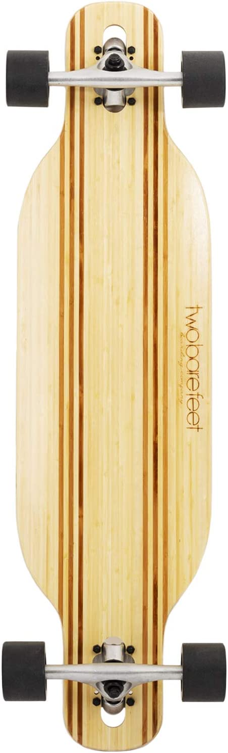 Two Bare Feet Bamboo Series Longboard - 1