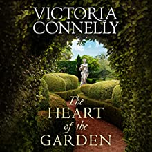 The Heart of the Garden Audiobook by Victoria Connelly Narrated by Jan Cramer