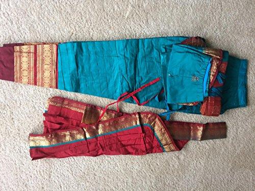 Bharatnatyam Costume (Bharatanatyam Costume)