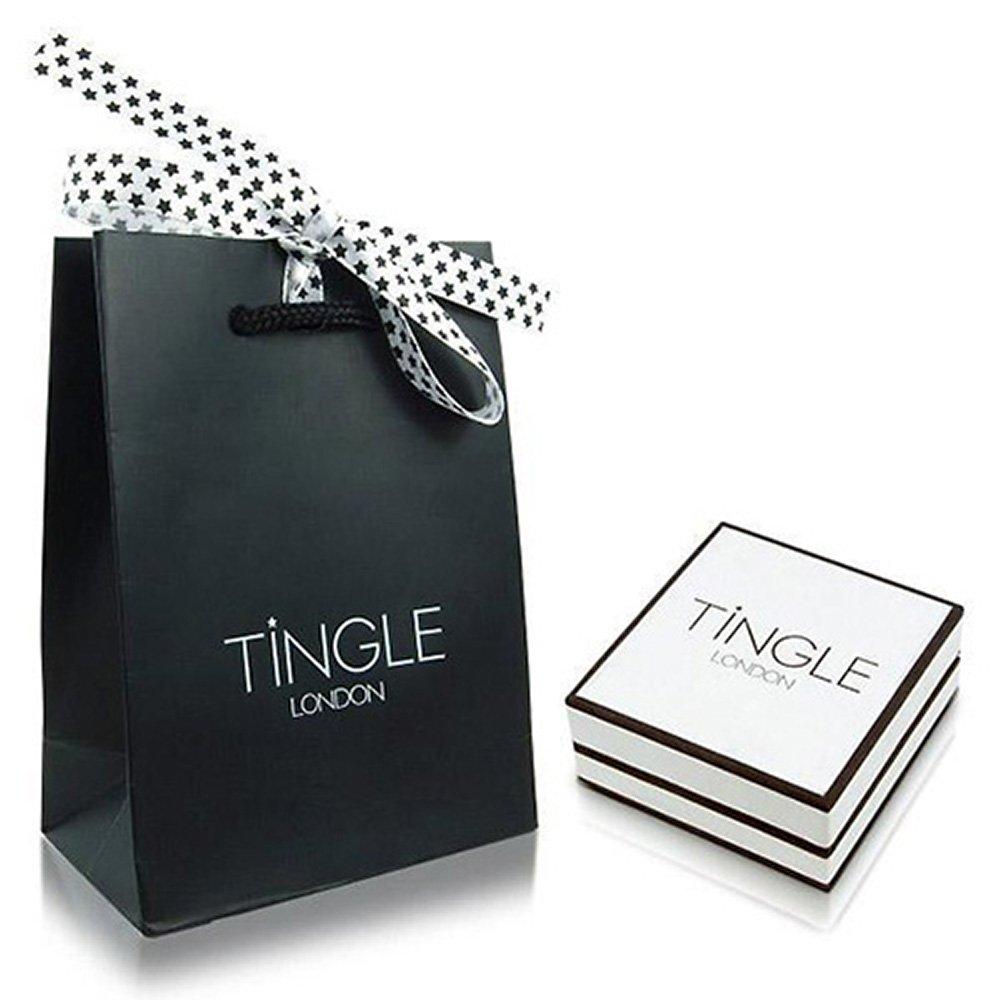 Tingle London Silver Bat Charm