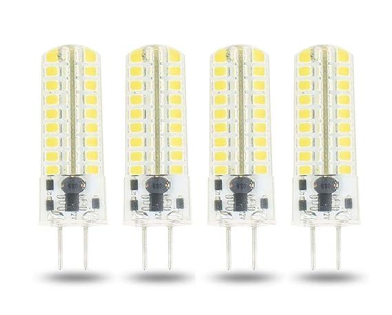 Amazon.com: Lamsky GY6.35 G6.35 Bombilla LED regulable, G6 ...