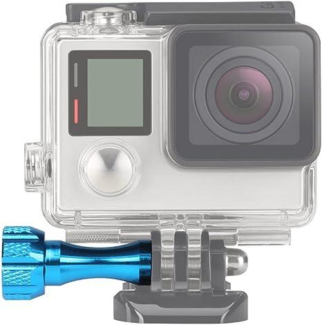 Universal 1//4Tripod Adapter Long Screw Nut Converter Mount for GoPro Hero 7//6//5//4//3//3+//2//1 Sony AEE Xiaomi Yi 4k