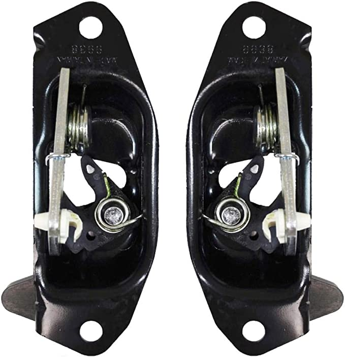 PT Auto Warehouse GM-7523-TGP 1 Pair Tailgate Latch Assembly