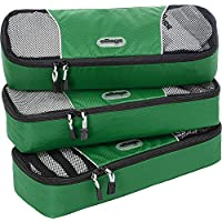 eBags Slim Packing Cubes 3pc Set