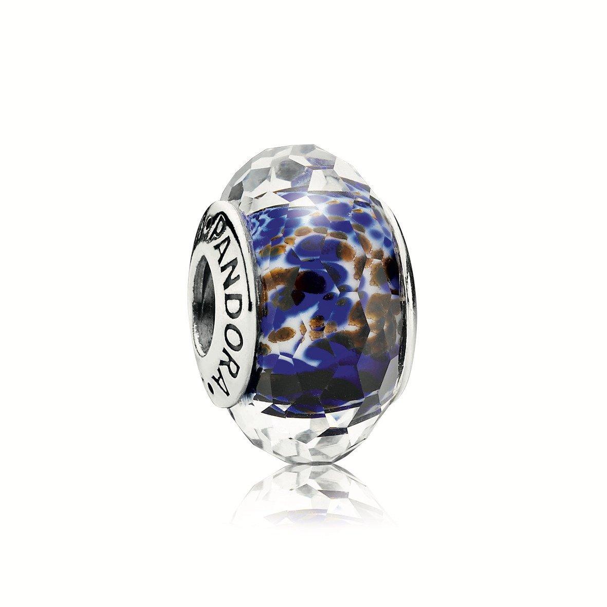 Pandora 791609 Deep Ocean Sea Glass Charm