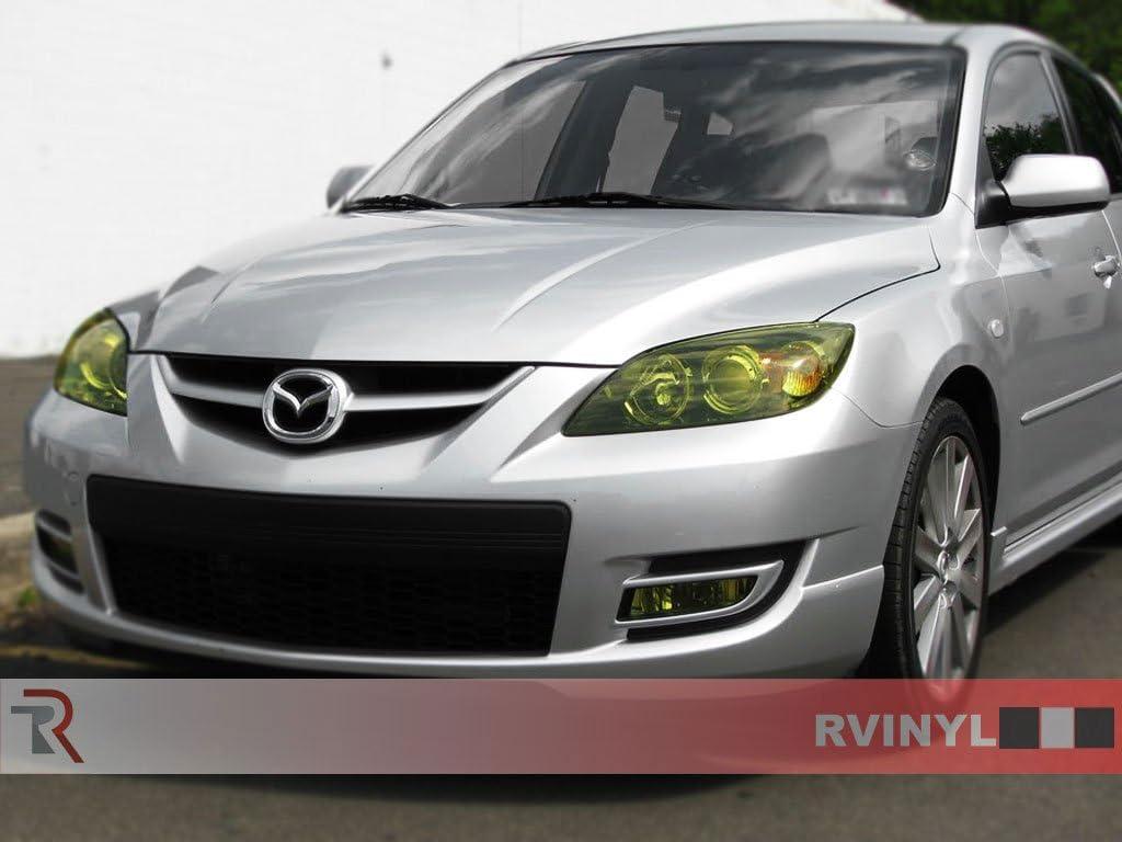 Application Kit Rvinyl Rtint Headlight Tint Covers for Mazda Mazda6 2009-2013