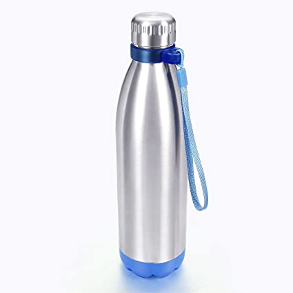 Water Bottle Carrier - Tiny Clip On Ring Design Bottle Handle Holder for  Swell, Thermo Tank, MIRA, Ezisoul Ultimate, Simple Modern Water Bottle (fit