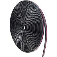 LTRGBW 10 meter 22 gauge kabel RGBW 5pin 5 kleuren standaard draad voor RGB wit LED strip kabel draad