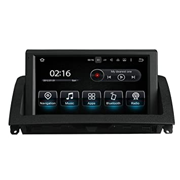 topnavi 8 Inch Android 7.1 1024 * 600audio coche GPS navegación Seperate máquina para mecerdes Benz