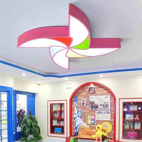 Luces de techo para niños: luces de la habitación del molino ...