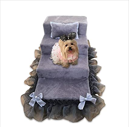 Pet Stairs Pet Climbing Supplies Dog Toys Ladder Stairs
