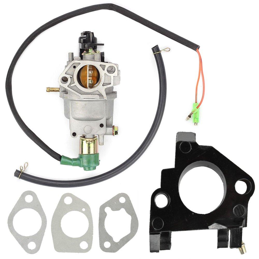 Amazon.com : Carburetor Carb For Generac GP6500 5623 5940 5941 5946 5976  6500 8125