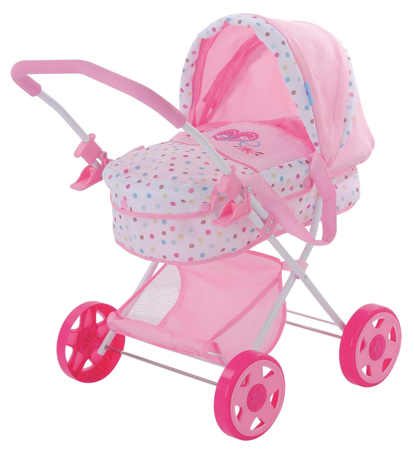 Love Heart Doll Pram by Hauck