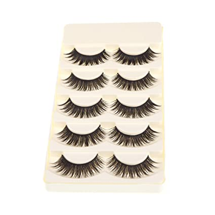 Back To Search Resultsbeauty & Health 11 Kinds Of Handmade Natural Long 100% Human Hair False Eyelashes Professional Make Up Fake Eyelash Extension Lashes Wimpern Evident Effect