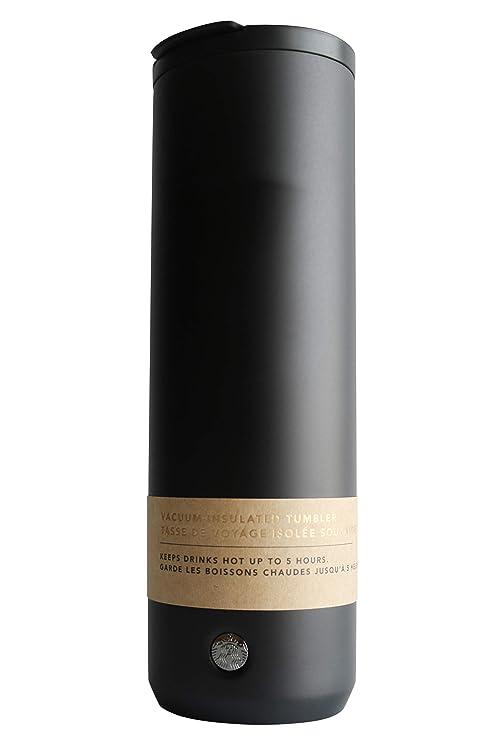 Vacuum Insulated Tumbler Matte Black 20 Oz Starbucks