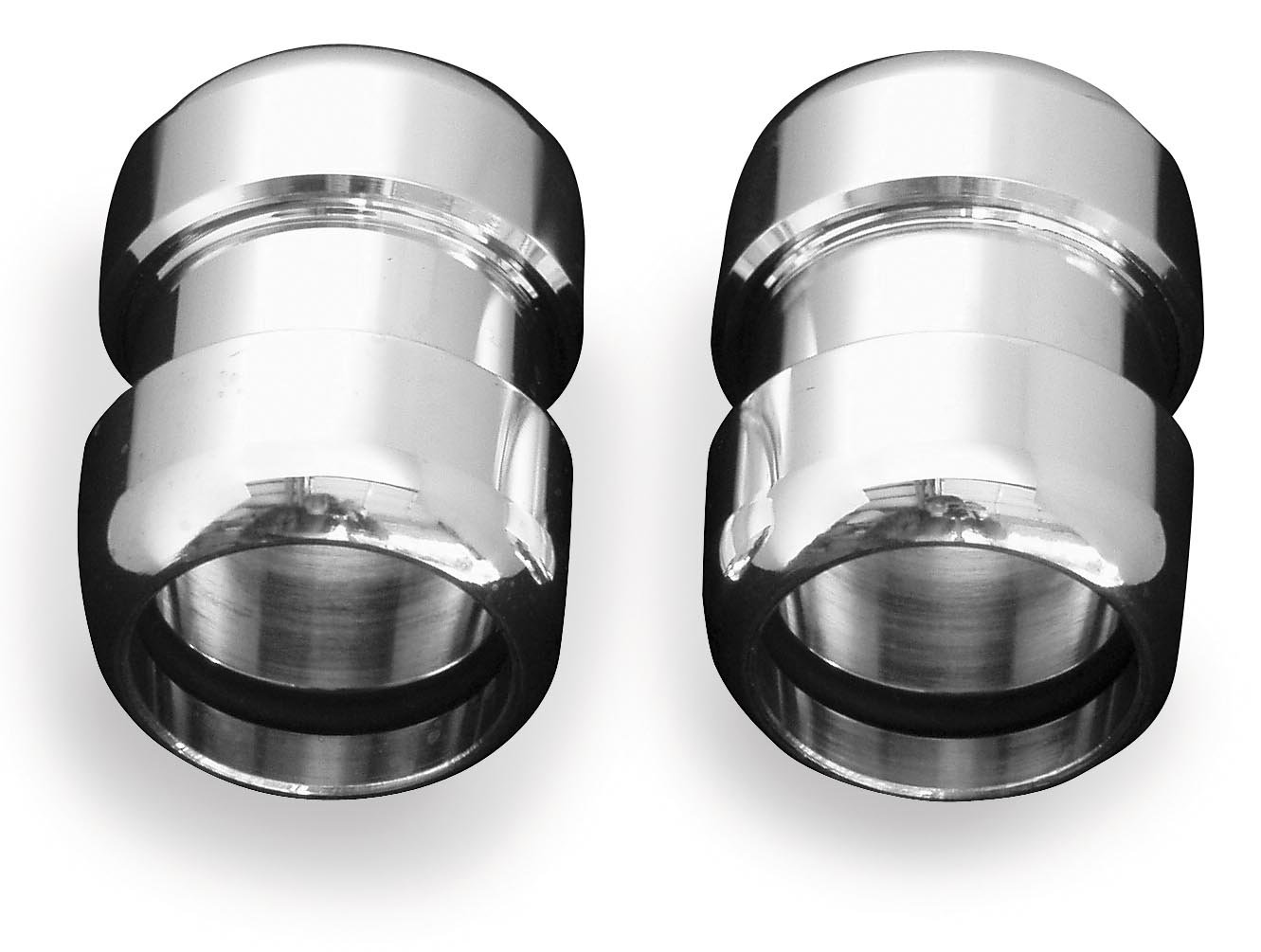 Modquad Exhaust Clamps Toomey CPI Pipes for Yamaha Banshee