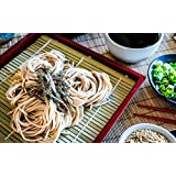 Soba Kit Cold Buckwheat Noodles, Everything You Need to Cook and Enjoy Your Own Zaru Soba Dish at Home (8 Servings)