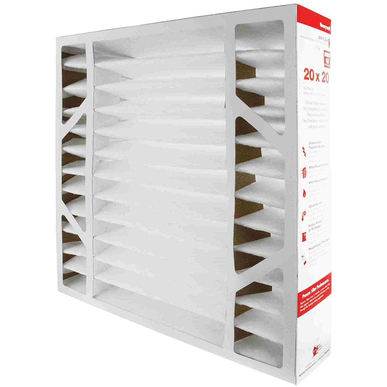 Honeywell fc100 a1011 20 x 20 x 5インチ交換用メディアAir炉フィルタ – MERV 11 2 Filters 78106 2 B0085ZJ918 5 Filters  5 Filters