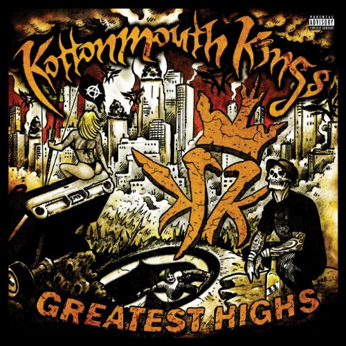 Kottonmouth Kings - Nickel Bag EP - Zortam Music