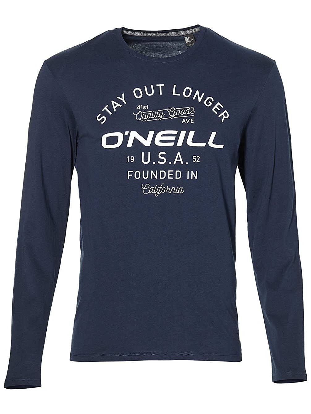 TALLA S. O 'Neill Stay out L/Slv Camiseta de Tees