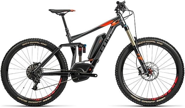 Bicicleta eléctrica CUBE Stereo Hybrid HPA 160 500 SL 27,5 2016-18