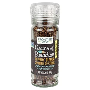Frontier Grains Of Paradise Grinder 2.26 Ounce
