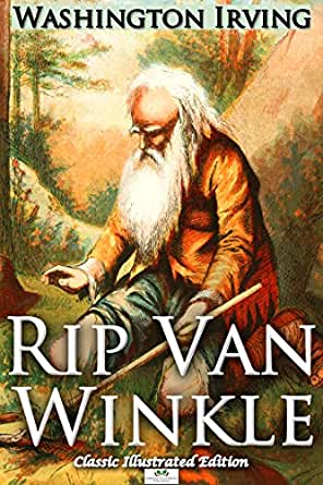 literary elements used washington irving rip van winkle - rip van winkle project part 1: -washington irving describes dame van winkle's demeanor towards rip van winkle as a sharp tongue is the only edged tool that grows keener with constant use most bladed tools like knives are used to cut things, and often need to be resharpened as the blades wear down over time.