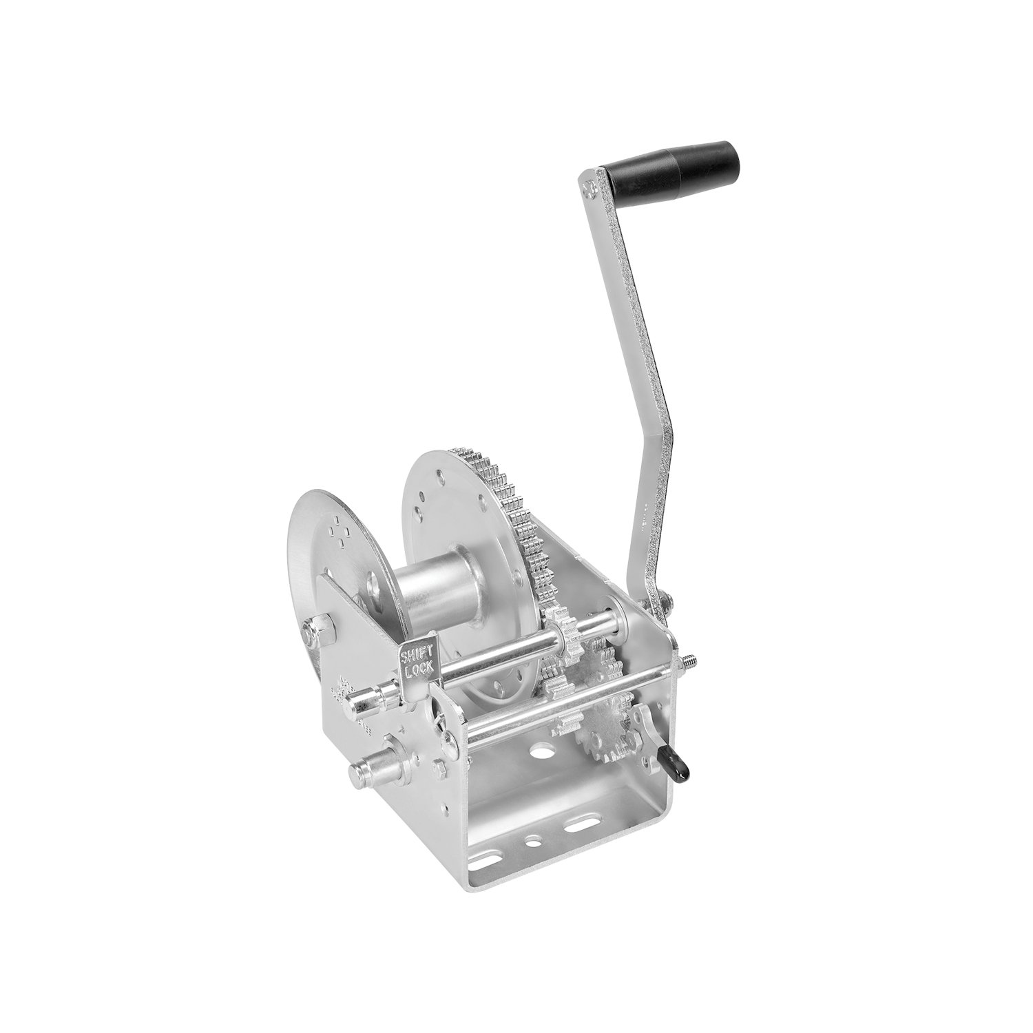 Fulton 142420 Dual Speed Winch - 3200 lbs. Capacity, 1 Pack