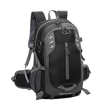 Mochilas De Viaje Mochila para Portátil De 40 litros Bolsa De Ordenador De Viaje Mochila Informal para Caminatas De Camping: Amazon.es: Deportes y aire ...