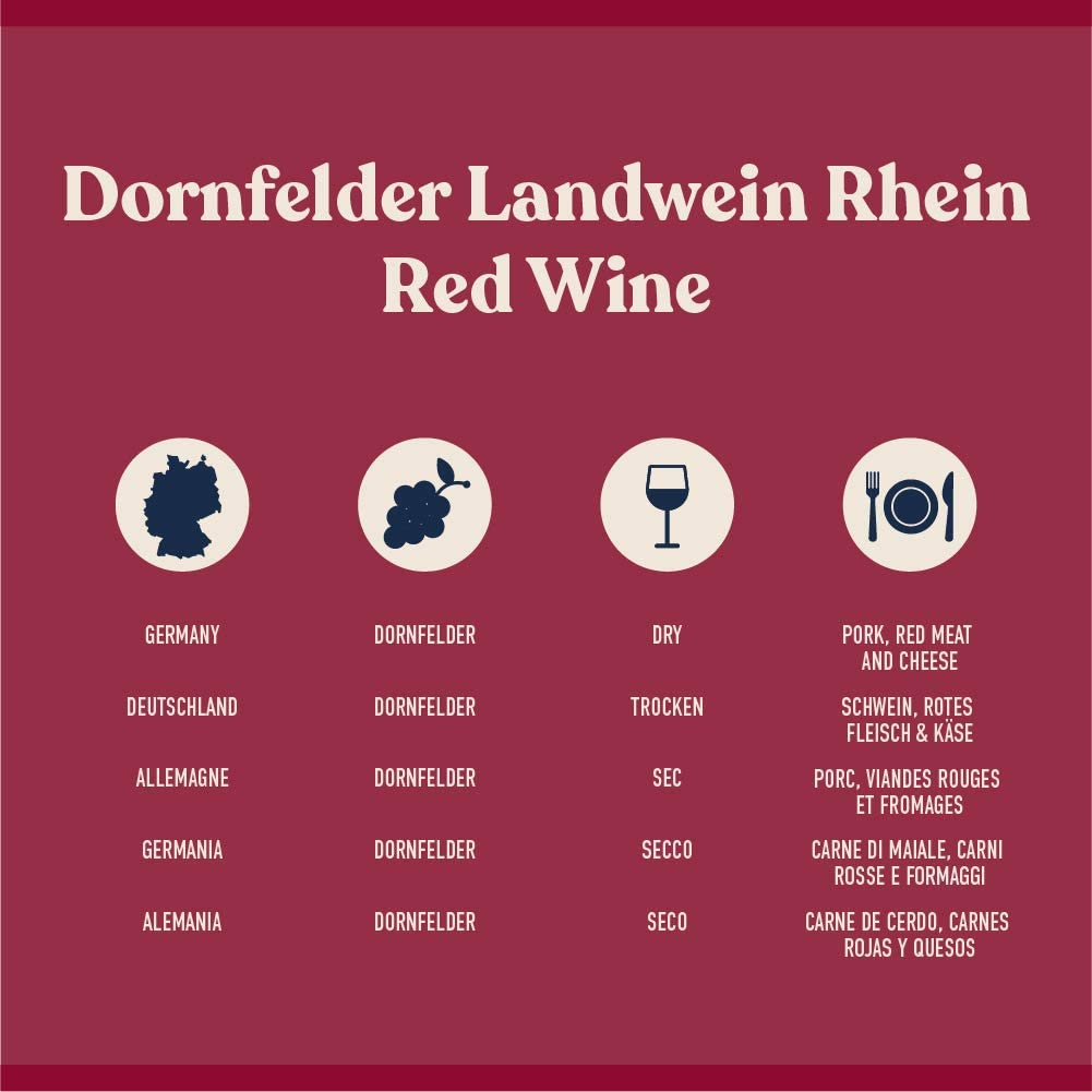 Amazon Brand Compass Road Dornfelder Germany Bag In Box 3l Amazon Co Uk Beer Wine Spirits