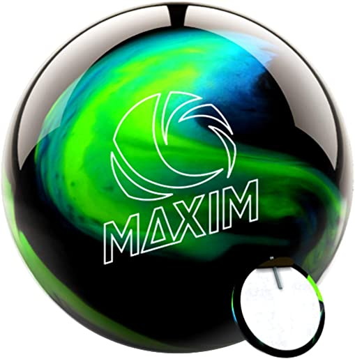 Ebonite Maxim Northern Lights Bowling Ball