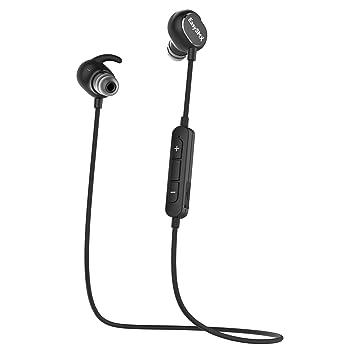 EasySMX QY19 Auriculares Bluetooth V4.1 Inalámbrico Con Sonido Estéreo para Deporte con la Batería