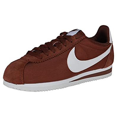 brand new 293bd 68914 Nike Womens Classic Cortez Nylon Trainers 749864 Sneakers Shoes (UK 3.5 US  6 EU 36.5