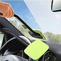 Parabrisas de plástico portátil Fácil Fácil Limpiador-Microfibra Ventana