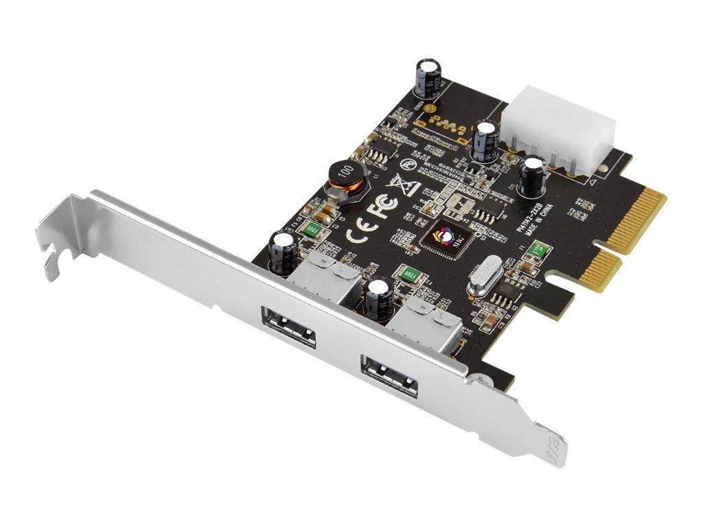 Siig USB 3.1 2 Port PCIe (JU-P20912-S1)
