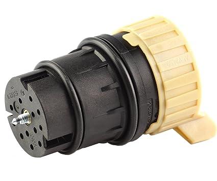 Amazon.com: Bapmic 2035400253 13 Pin Transmission Plug Wire Harness on bad safety harness, bad transformer, bad fuel filter, bad spark plugs, bad speaker, bad ignition coil, bad torque converter, bad speed sensor,