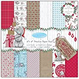 Tatty Teddy Christmas 8x8 FSC Paper Pack - Me To You