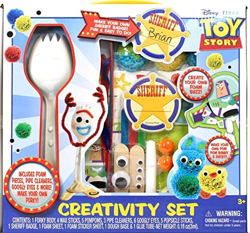Toy Story 4 Forky...Make Your Own Kit