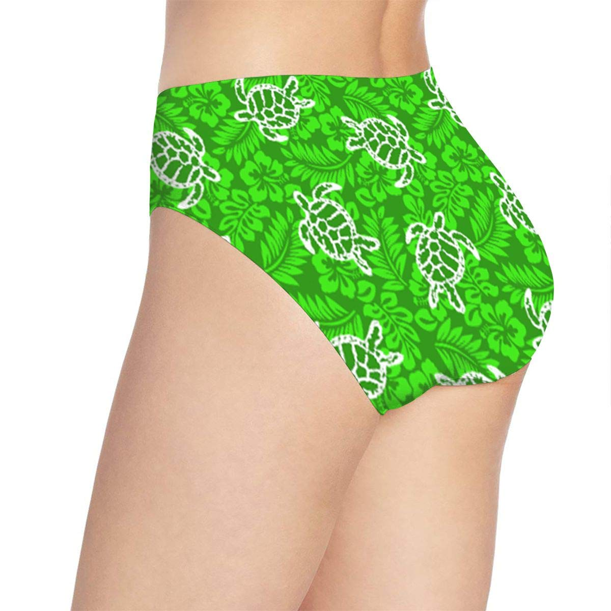 Women s Hipster Panties Hot Sea Turtle Hawaiian Summer Surf Seamless  Underwear Stretch Soft Briefs Lingerie Female at Amazon Women s Clothing  store  5173c3811