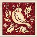 Inkadinkado Wood Stamp, Partridge by EKS