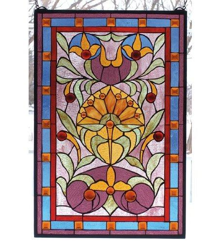 (Meyda 20 Inch W X 30 Inch H Picadilly Window Windows)